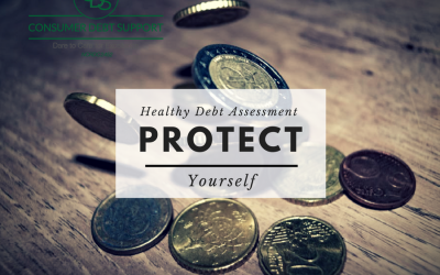 Healthy Debt Assessment, protect yourself
