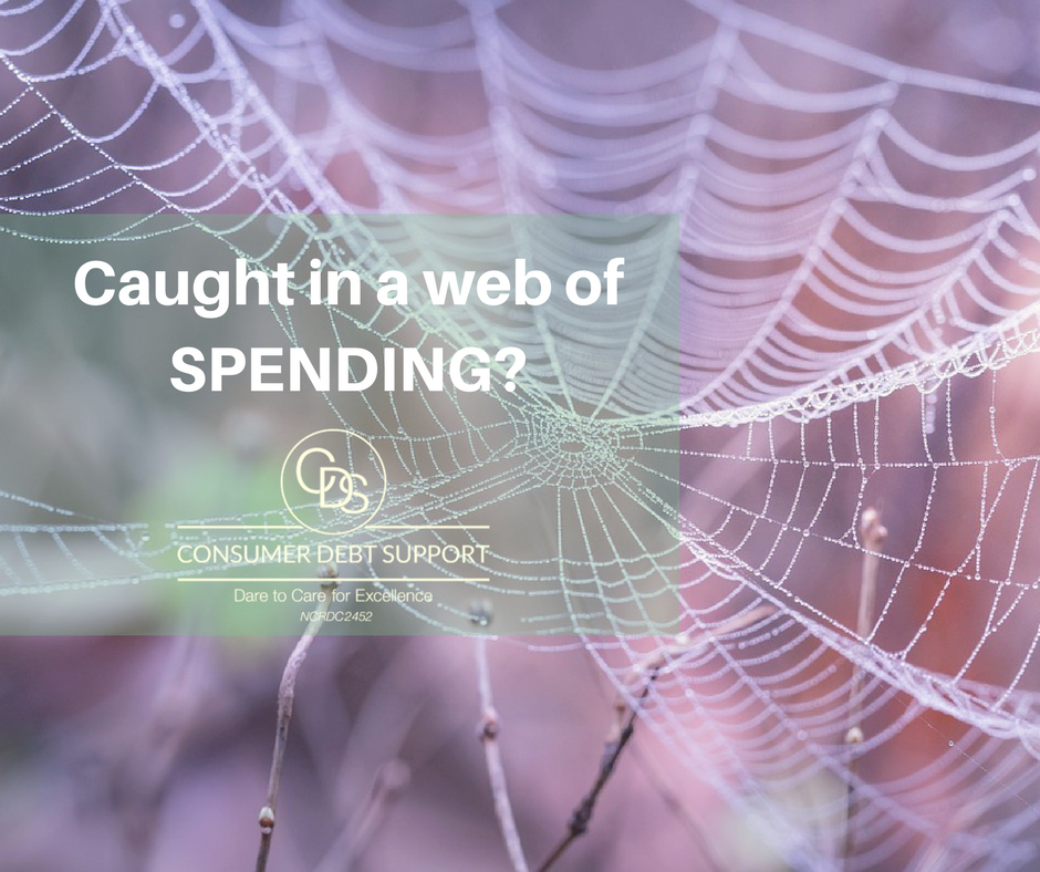 Caught in a web of SPENDING