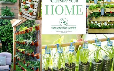 Bring a little bit of green into your home
