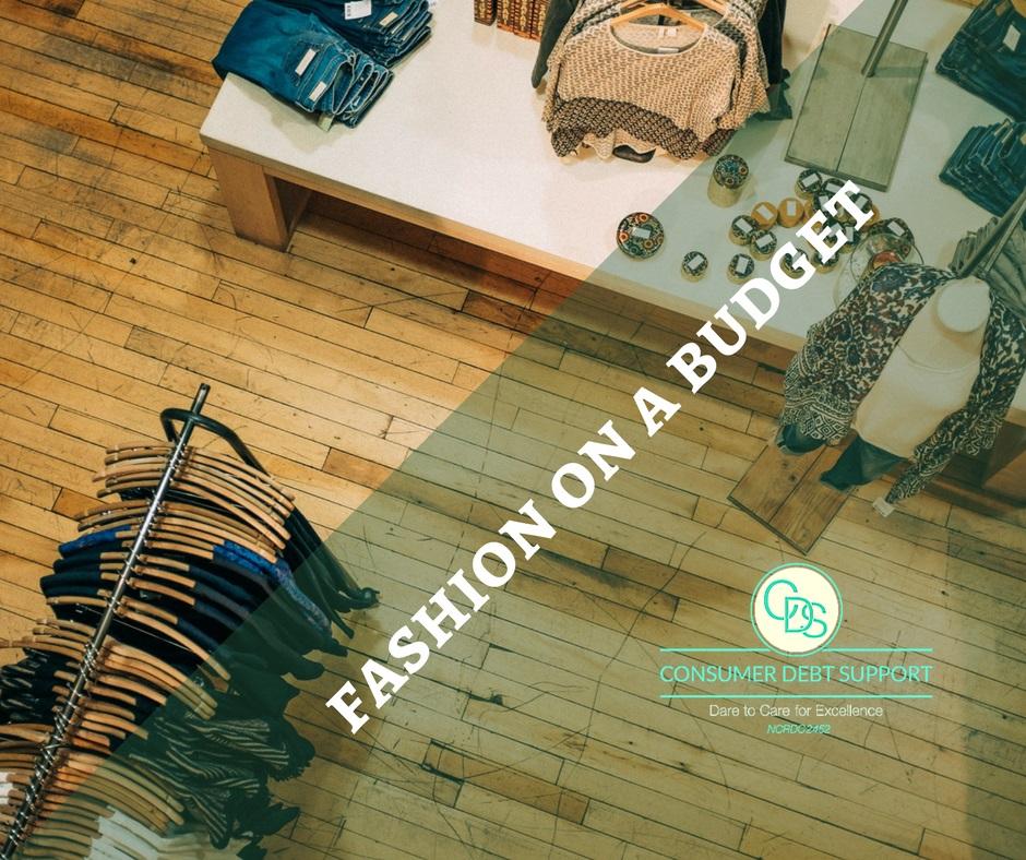 Enjoy fashion on a budget