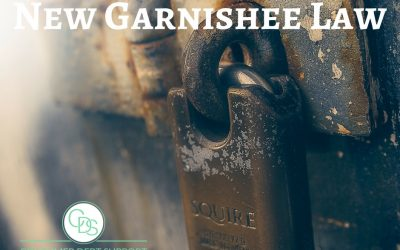 New Garnishee Law for workers rights