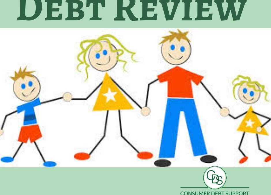Debt Review benefits struggling consumers