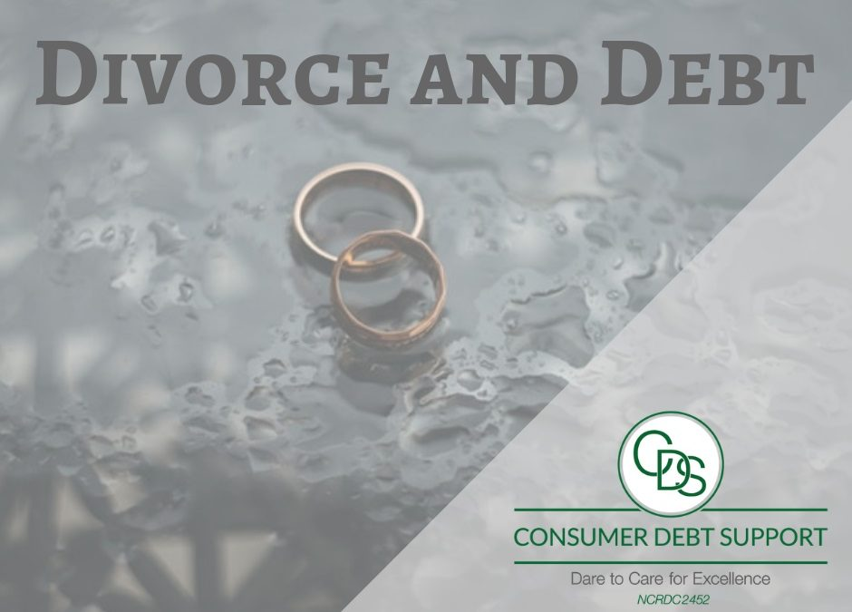 Getting a Divorce with Debt