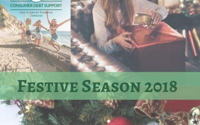 Festive season time 2018.