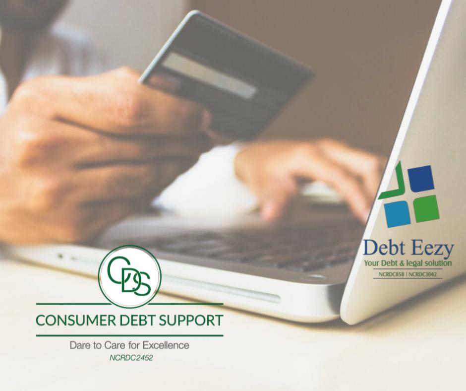 verbruikers hulp met skuld