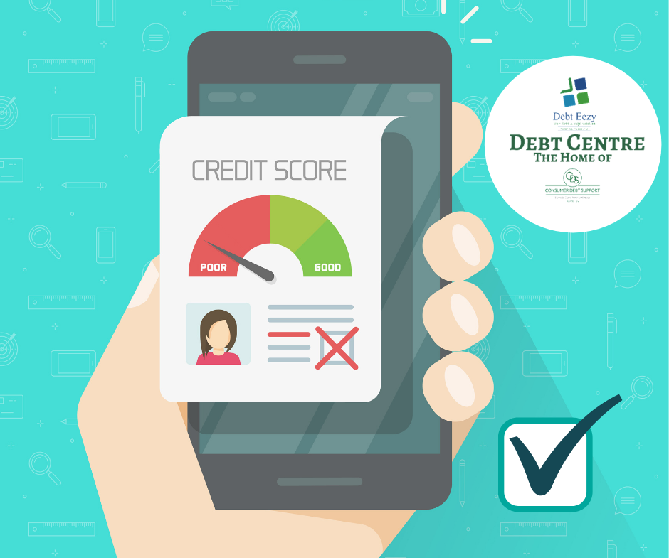 DEBT CENTRE CLEAR CREDIT REPORT