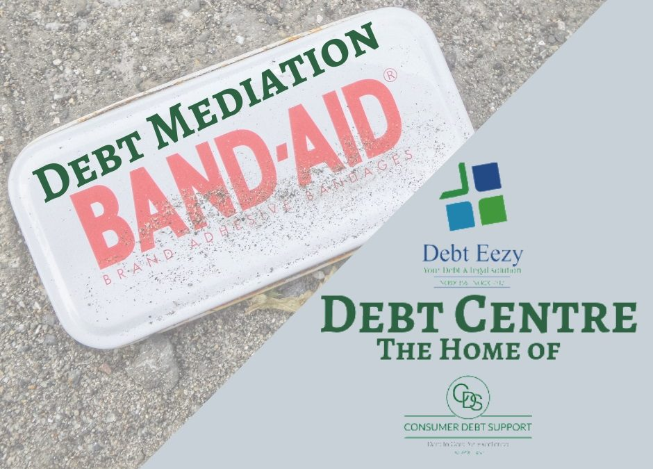 Debt Mediation what it means to consumers with debt