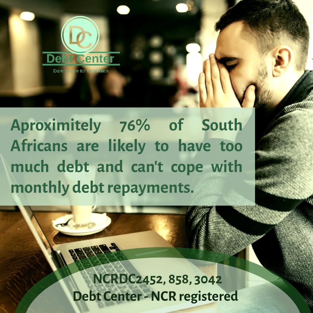 Debt Stricken consumer